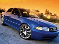 2000 Audi S4 Overview
