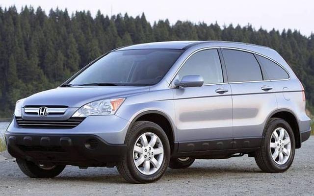 2007 Honda CR V User Reviews