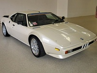1980 BMW M1 Overview