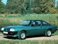 1980 Opel Manta Overview