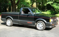1991 GMC Syclone Overview