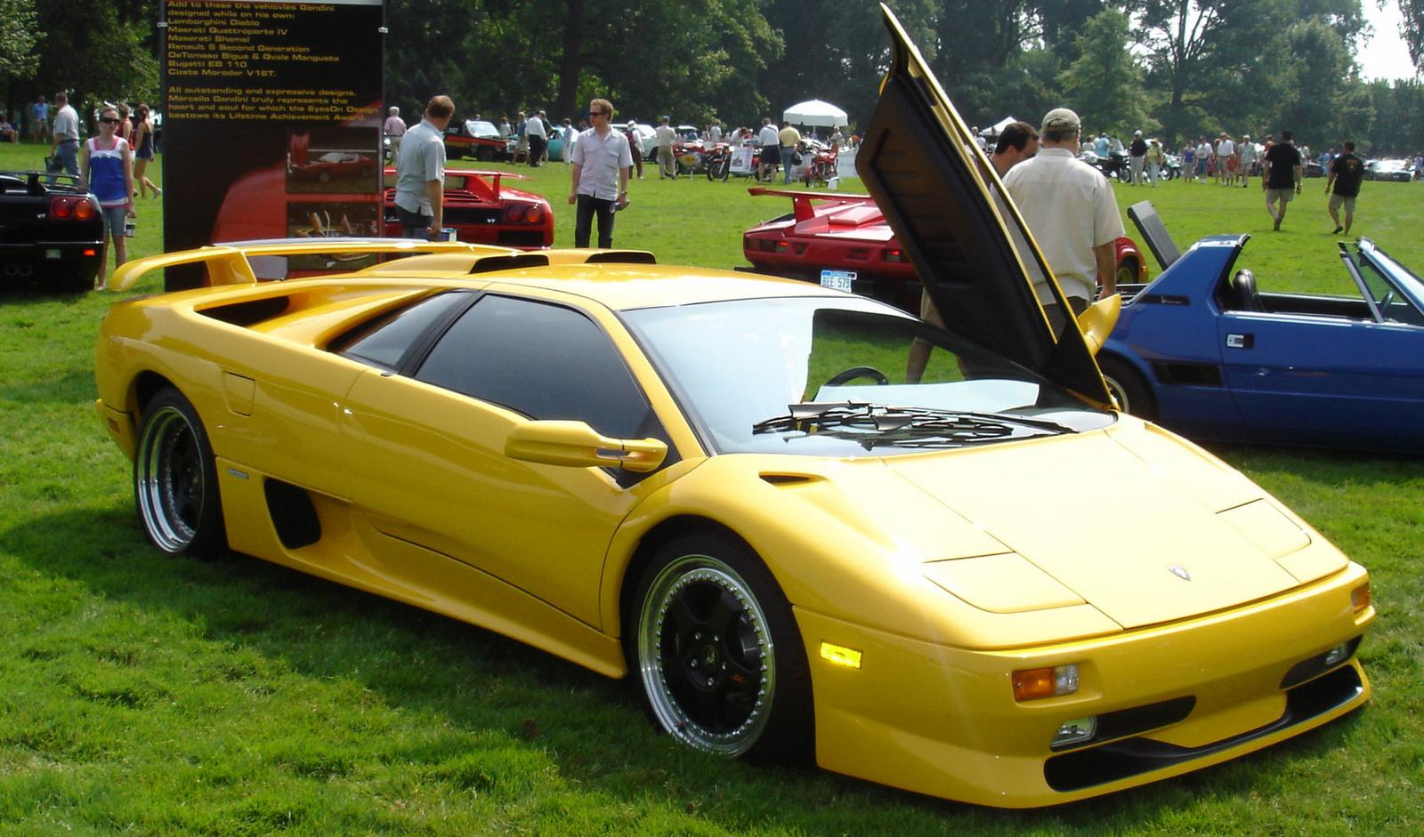 2000 Lamborghini Diablo Pictures Cargurus