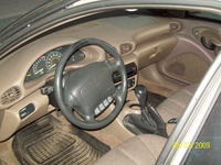 1996 Pontiac Sunfire 4 Dr SE Sedan picture, interior