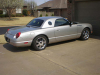 2004 Ford Thunderbird Base Convertible, 2004 Ford Thunderbird 2 Dr STD Convertible picture, exterior