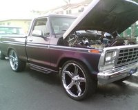 1979 Ford F-150, 1979 ford f150...has a 523big block engine, exterior, gallery_worthy