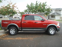 Picture of 2009 Dodge Ram 1500 TRX4 Quad Cab 4WD, exterior, gallery_worthy