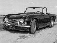 1962 Triumph TR4 Overview