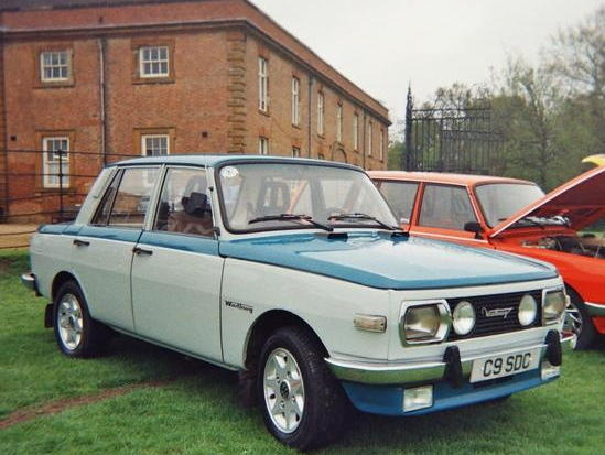 Picture of 1988 Wartburg 353