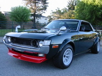 1973 Toyota Celica Picture Gallery