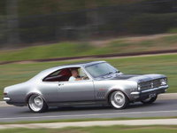 1968 Holden Monaro Overview