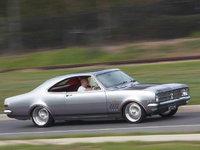 1968 Holden Monaro Overview