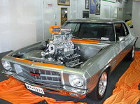 1971 Holden Monaro Overview