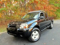 2002 Nissan Frontier Overview