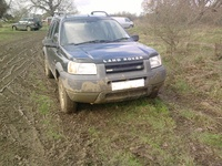2002 Land Rover Freelander Overview