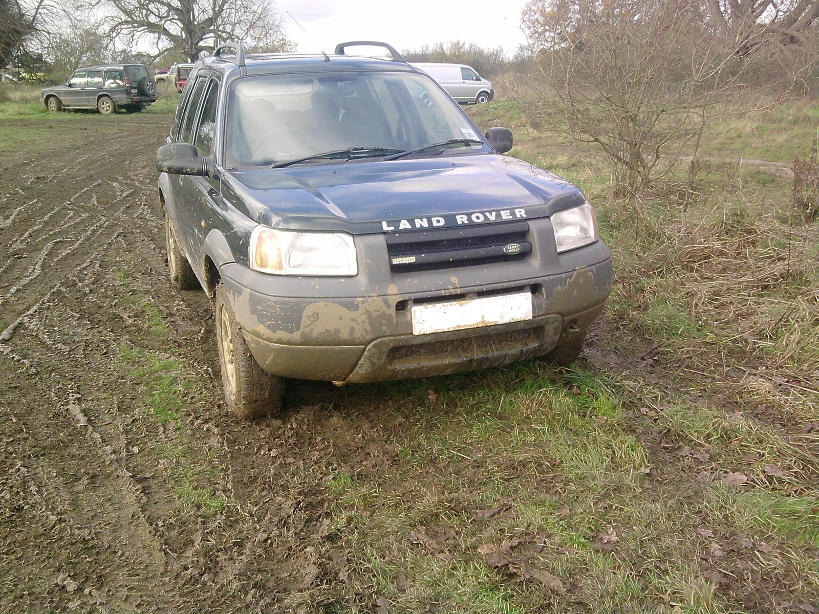 2002 Land Rover Freelander picture