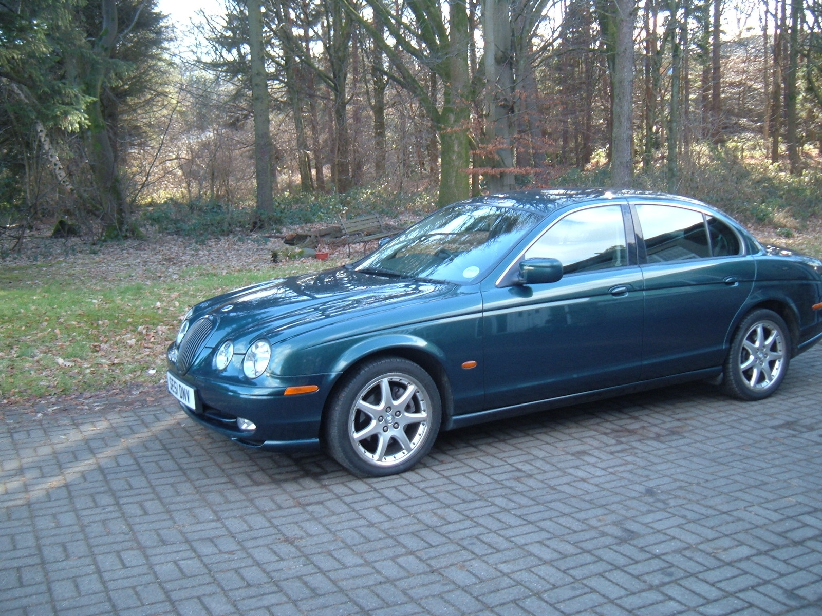 2002 Jaguar S-Type 3.0 picture, exterior