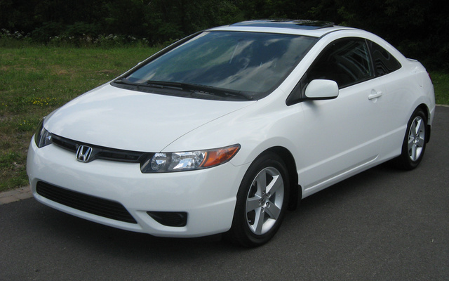 2008 honda civic coupe user reviews cargurus. Black Bedroom Furniture Sets. Home Design Ideas