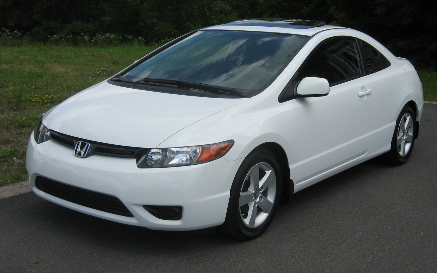 2008 Honda Civic Coupe LX picture