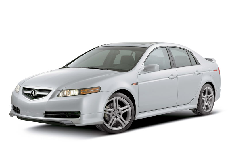 2005 Acura TL 6-Spd MT picture