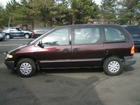 Picture of 1996 Plymouth Voyager Minivan, exterior, gallery_worthy