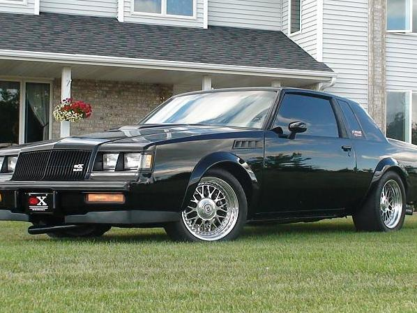 buick grand national for sale in autos post. Black Bedroom Furniture Sets. Home Design Ideas