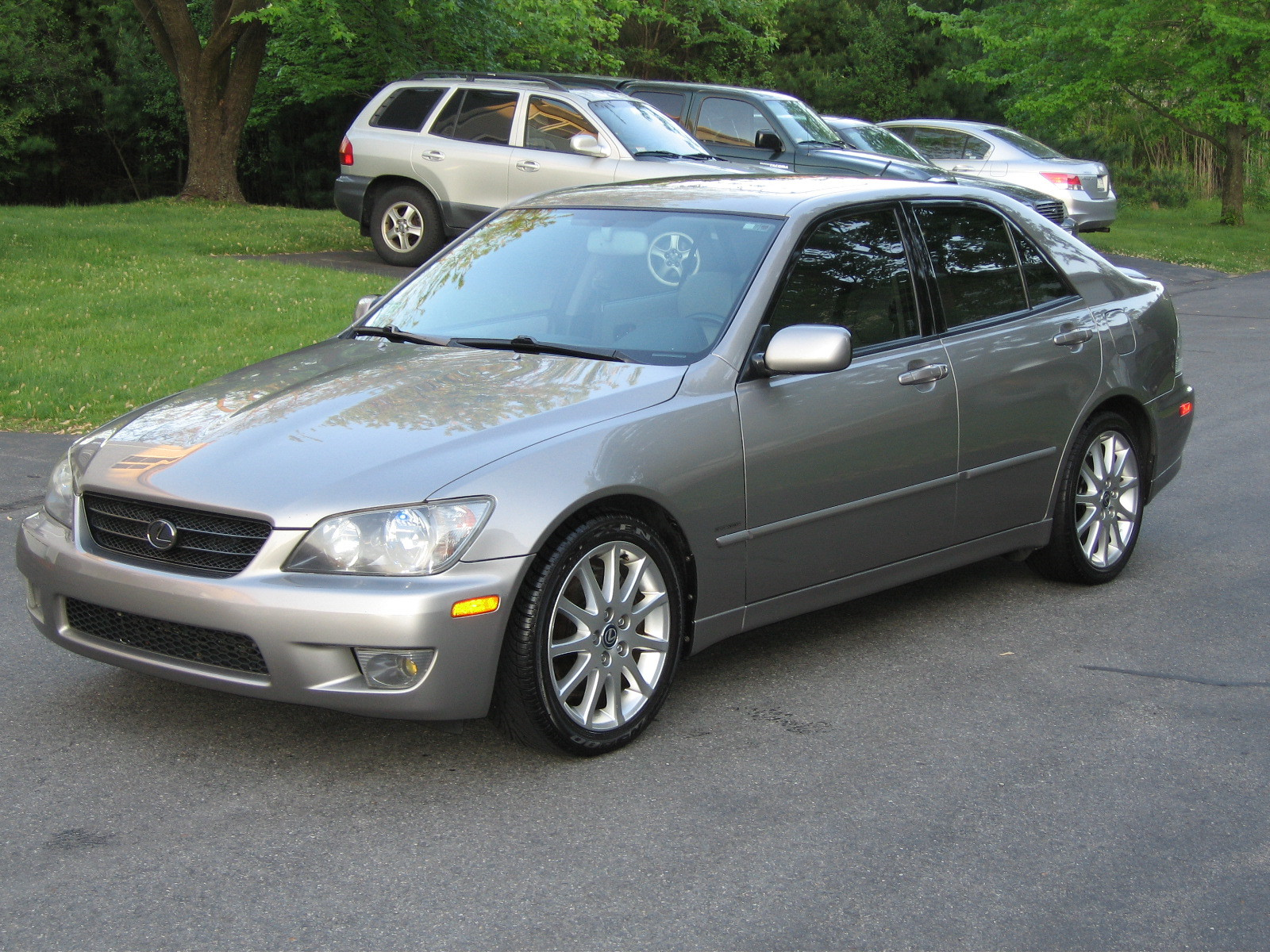 2003 lexus is 300 specifications cargurus. Black Bedroom Furniture Sets. Home Design Ideas