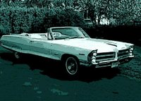 1965 Pontiac Bonneville Overview