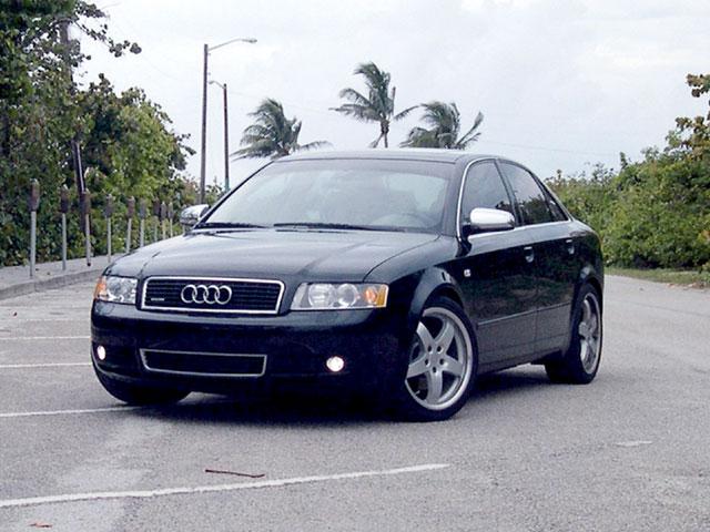 Picture of 2002 Audi A4 4 Dr 3.0 quattro AWD Sedan