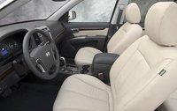 2010 Hyundai Santa Fe, Interior View, interior, manufacturer