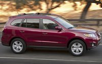 2010 Hyundai Santa Fe, Right Side View, exterior, manufacturer