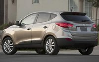 2010 Hyundai Tucson, Back Quarter View, exterior, manufacturer, gallery_worthy