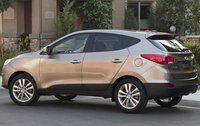 2010 Hyundai Tucson, Back Left Quarter View, exterior, manufacturer, gallery_worthy