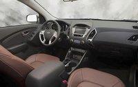2010 Hyundai Tucson, Interior View, interior, manufacturer