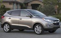 2010 Hyundai Tucson, Front Right Quarter View, exterior, manufacturer
