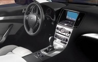 2010 Infiniti G37, Interior View, manufacturer, interior