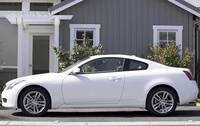 2010 Infiniti G37, Left Side View, exterior, manufacturer