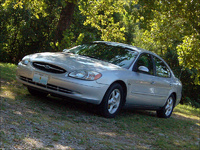 2000 Ford Taurus Picture Gallery