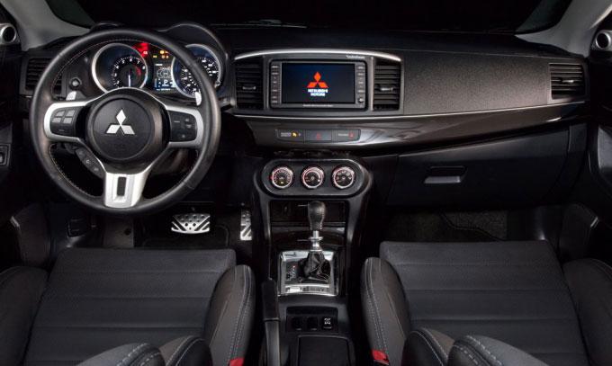 2010 Mitsubishi Lancer Evolution