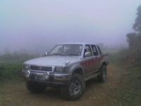 1992 Toyota Hilux Overview