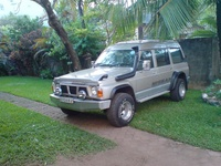 1992 Nissan Patrol Overview