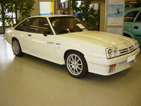 1979 Opel Manta Overview