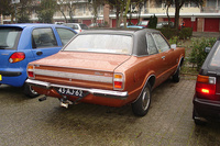 1971 Ford Taunus Overview
