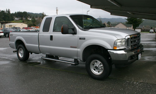 1999 Ford F-250 Super Duty 4 Dr XLT 4WD Extended Cab SB picture,