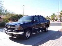2006 Chevrolet Avalanche Overview