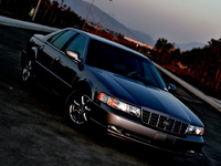 Picture of 1998 Cadillac Seville STS, exterior