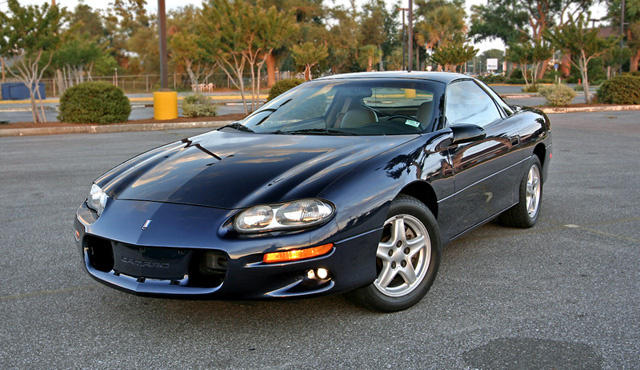 Picture of 1998 Chevrolet Camaro Z28 Coupe RWD