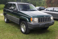 1998 Jeep Grand Cherokee Picture Gallery