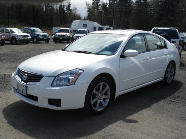 Picture of 2007 Nissan Maxima