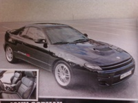 Picture of 1993 Toyota Celica GT Hatchback, exterior