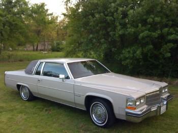 1983 Cadillac Deville Pictures Cargurus